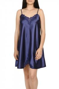 Rochita de noapte MissDore, albastru regal