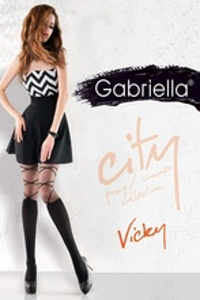 Dres cu model, Vicky, Gabriella