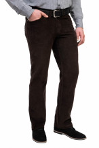 Pantalon raiat clasic, Forza, maro