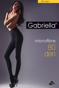 Dres Gabriella, microfibra, 80 den