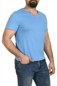 Tricou bumbac in anchior, Glo Story, albastru