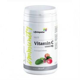 Life Impulse Vitamina C 1000mg - 30 cap intarirea imunitatii si echilibrarea psihicului.
