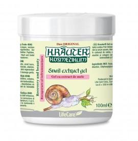 Gel cu extract de melc 100 ml antirid, cosuri,acnee,pete,