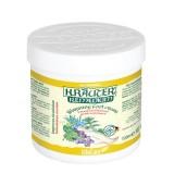 Crema cu efect pentru incalzirea picioarelor 100 ml cu castane,arnica,urzica,rozmarin,vita de vie