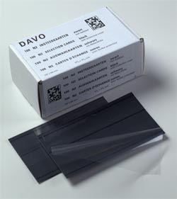 100 DAVO INSTEEKKAARTEN N2