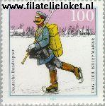 Bundesrepublik BRD 1764#  1994 Dag van de Postzegel  Postfris