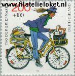 Bundesrepublik BRD 1814#  1995 Dag van de postzegel  Postfris