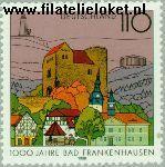 Bundesrepublik BRD 1978#  1998 Bad Frankenhausen  Postfris