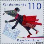 Bundesrepublik BRD 2072#  1999 Voor ons, Kinderen  Postfris