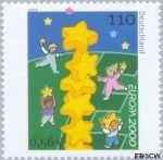 Bundesrepublik BRD 2113#  2000 C.E.P.T.- Kinderen  Postfris