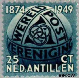 Nederlandse Antillen NA 210  1949 Wereldpostvereniging 7½ cent  Postfris