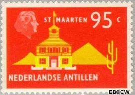 Nederlandse Antillen NA 467  1973 Landschappen  cent  Postfris