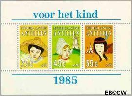 Nederlandse Antillen NA 822  1985 Bevolkingsgroepen  cent  Postfris