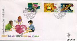 Aruba AR E54  1994 Kinderfantasie  cent  FDC zonder adres