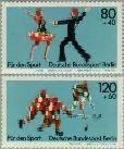 Berlin ber 698#699  1983 Voor de sport  Postfris