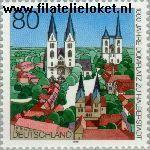Bundesrepublik BRD 1846#  1996 Halberstadt- Domplein  Postfris