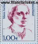 Bundesrepublik brd 2305#  2003 Bekende vrouwen  Postfris