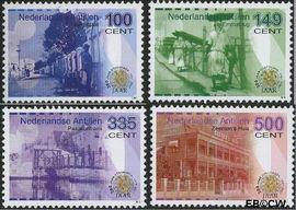 Nederlandse Antillen NA 1663#1666  2006 Otrobanda 81 cent  Postfris