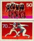Berlin ber 567#568  1978 Voor de sport  Postfris