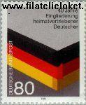 Bundesrepublik BRD 1265#  1985 Opname ontheemden  Postfris