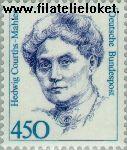 Bundesrepublik BRD 1614#  1992 Bekende vrouwen  Postfris