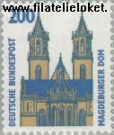 Bundesrepublik BRD 1665#  1993 Bezienswaardigheden  Postfris