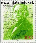 Bundesrepublik BRD 1767#  1994 Fontane, Theodor  Postfris
