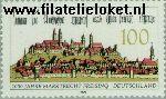 Bundesrepublik BRD 1856#  1996 Marktrechten voor Freising  Postfris