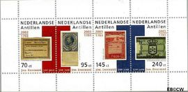 Nederlandse Antillen NA 1440  2003 Johan Enschedé  cent  Postfris