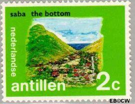 Nederlandse Antillen NA 446  1972 Eilanden 30 cent  Postfris