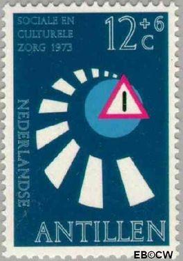 Nederlandse Antillen NA 469  1973 Veilig verkeer  cent  Postfris