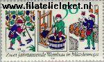 Bundesrepublik BRD 1063#  1980 Wijnbouw  Postfris
