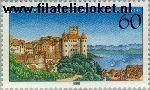 Bundesrepublik BRD 1376#  1988 Meersburg  Postfris