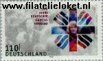 Bundesrepublik BRD 1964#  1997 Caritasvereniging  Postfris