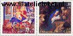 Bundesrepublik BRD 2225#2227  2001 Bijbelse voorstellingen  Postfris