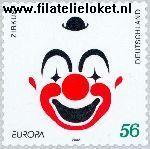 Bundesrepublik brd 2272#  2002 C.E.P.T.- Circus  Postfris
