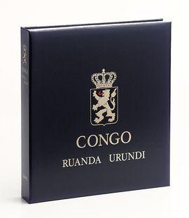 LUXE BAND BELGISCH CONGO