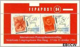 Nederlandse Antillen NA 1073  1994 Fepapost  cent  Postfris