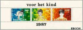 Nederlandse Antillen NA 878  1987 Kinderen 65+30 cent  Postfris