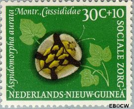 Nieuw-Guinea NG 72  1961 Sociale zorg 30+10 cent  Gestempeld