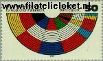 Bundesrepublik BRD 1002#  1979 Verkiezingen Europese Parlement  Postfris