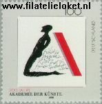 Bundesrepublik BRD 1866#  1996 Akademie der Künste Berlin  Postfris