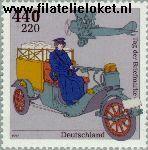Bundesrepublik BRD 1947  1997 Dag van de Postzegel  Postfris