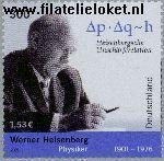 Bundesrepublik BRD 2228#  2001 Heisenberg, Werner  Postfris
