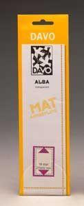 DAVO ALBA ONGES. STROKEN