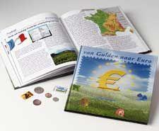 DAVO BOEK VAN GULDEN NAAR EURO