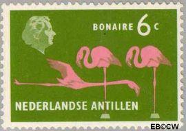 Nederlandse Antillen NA 275  1958 Landschappen 25 cent  Postfris
