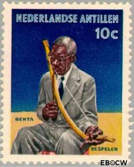 Nederlandse Antillen NA 326  1962 Voorwerpen 25 cent  Postfris