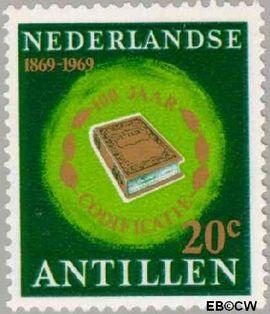 Nederlandse Antillen NA 408  1969 Codificatie 45 cent  Postfris