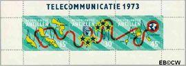 Nederlandse Antillen NA 478  1973 Nieuwe telefoonkabel  cent  Postfris